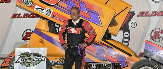 Jac Haudenschild. (Mike Campbell Photo)