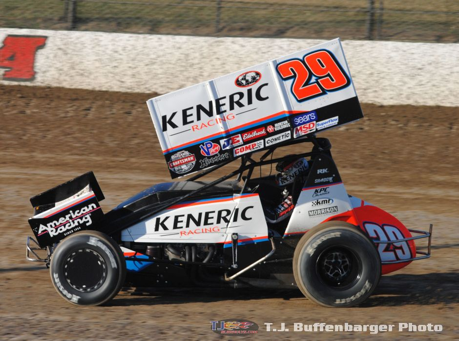 Kerry Madsen. (T.J. Buffenbarger Photo)