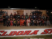 The starting field for the 33rd annual Kings Royal. (Bill Miller Photo)