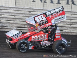 Brent Marks. (T.J. Buffenbarger Photo)