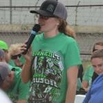Lauren Stewart. (Bill Miller Photo)