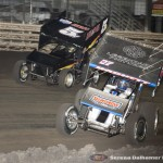 Cory Eliason (5H) and Greg Hodnett (27) (Serena Dalhamer photo)