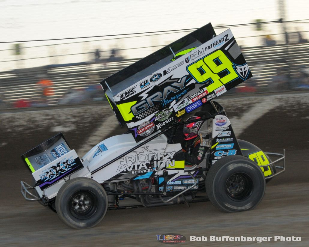 how to get into sprint car racing