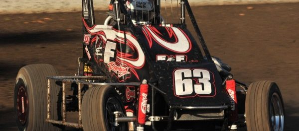 #63 Frankie Guerrini – 3rd in USAC Western States Midget Standings. Photo by MMRacingPhotos.com