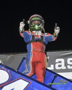Rico Abreu. (Mike Campbell Photo)