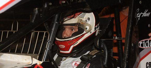 Cory Haas. (WRT Speedwerx Photo)