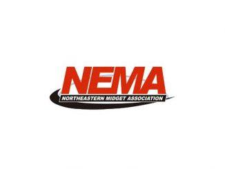 2017 NEMA North Eastern Midget Association Top Story Logo
