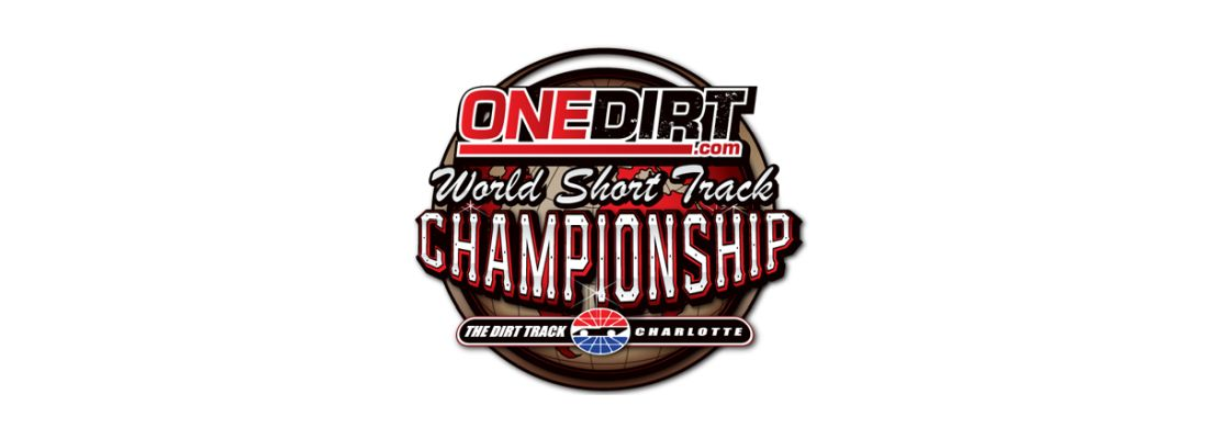 OneDirt World Short Track Championship Top Story Logo