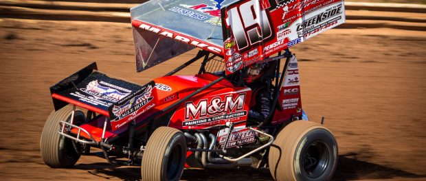 Brent Marks at Susquehanna on November 5. (Trent Gower Photography)
