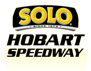 Hobart Speedway Top Story Logo
