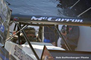 Dan McCarron. (Bob Buffenbarger Photo)