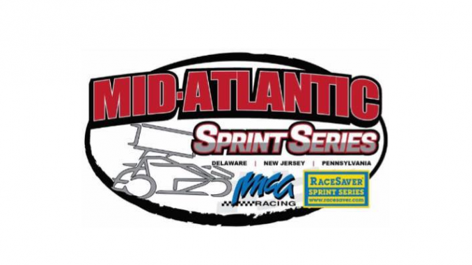 Mid-Atlantic 305 Sprint Cars Top Story Logo