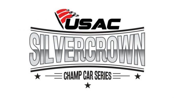 2017 USAC Silver Crown Series Top Story Logo