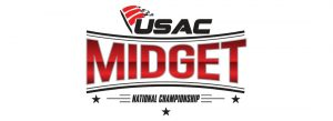 2017 USAC National Midget Car Series Top Story Logo