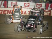 Danny Fraira Jr (11D) and Timmy Buckwalter (29S) (Serena Dalhamer photo)