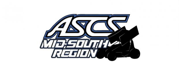 ASCS American Sprint Car Series Mid-South Region Top Story Logo