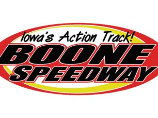 Boone Speedway Top Story Logo
