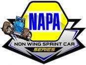 NAPA Non-Wing Sprint Car Series Top Story Logo