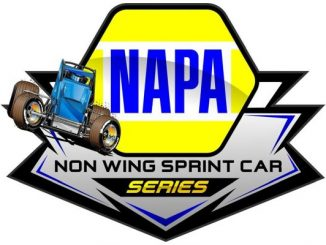 NAPA Non-Wing Sprint Car Series Top Story Logo