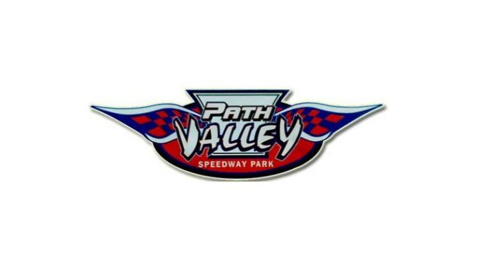 Path Valley Speedway Park Top Story Logo