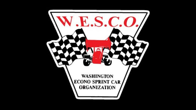 WESCO Washington Econo Sprint Car Organization Top Story Logo