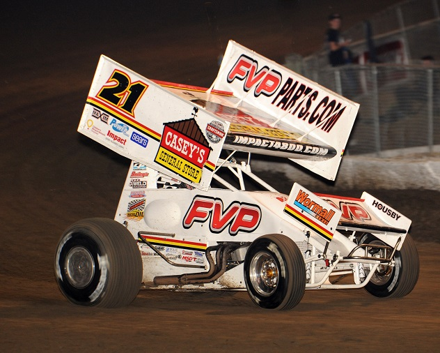Brian Brown – FVP Western Swing Shootout Up Next in Stockton