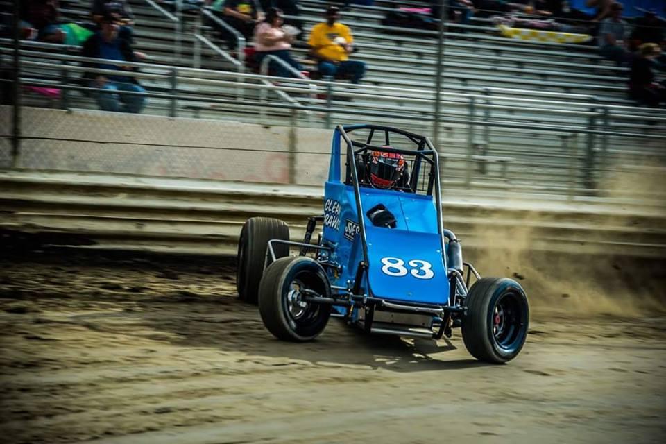 Midget racing in the northwest