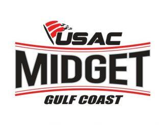 USAC Gulf Coast Midget Championship Top Story Logo