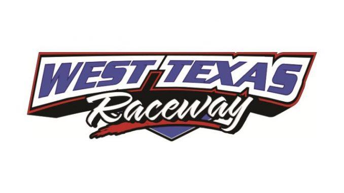 West Texas Raceway Top Story Logo
