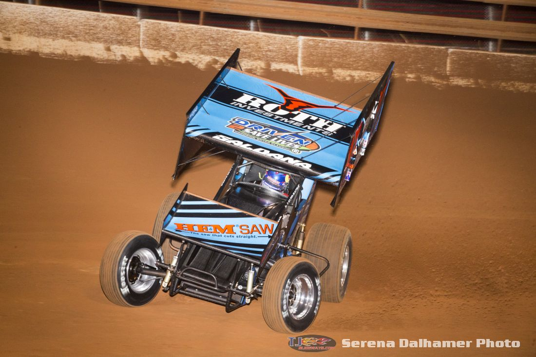 Joey Saldana (Serena Dalhamer photo)