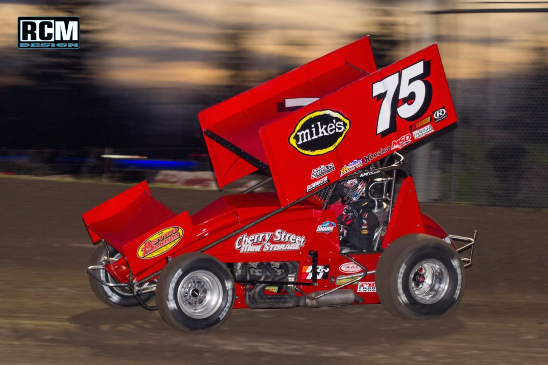 Becker Back in Victory Lane at Silver Dollar Speedway – TJSlideways.com