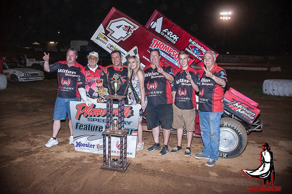 Greg DeCaires and Miller Motorsports Return to Victory Lane ...