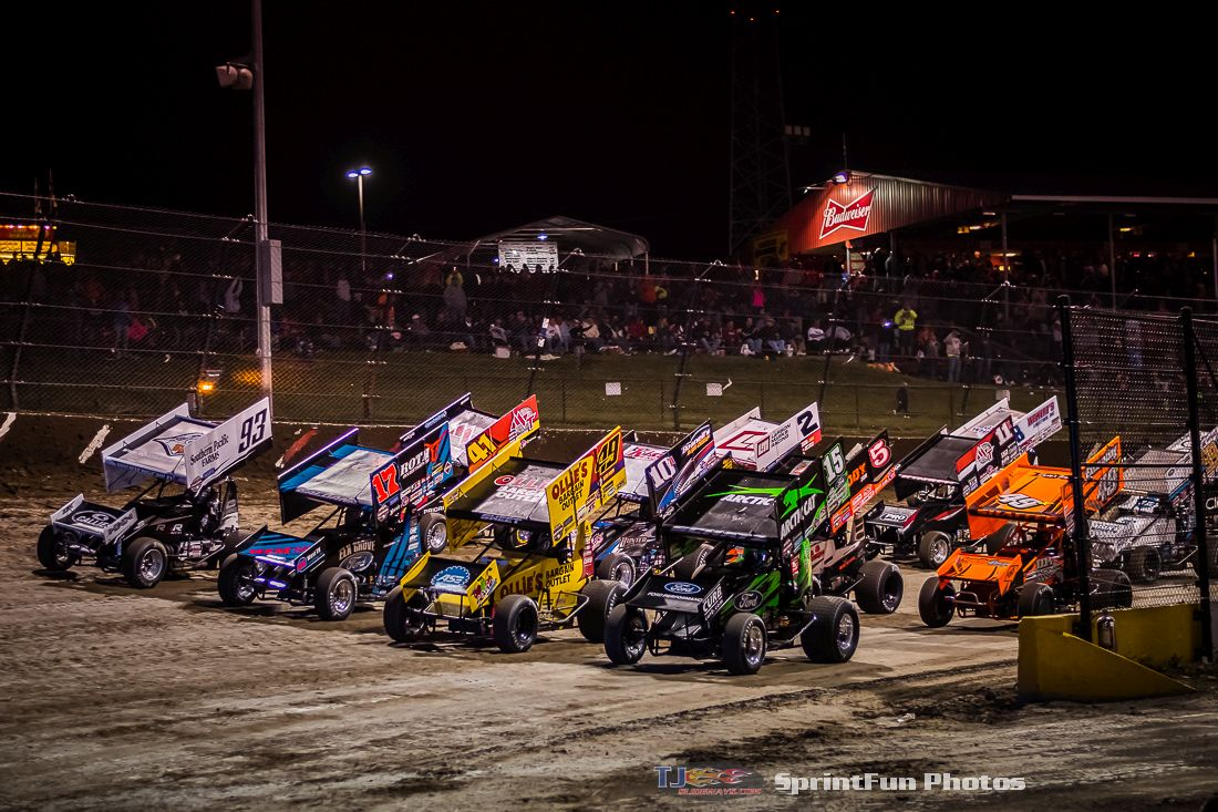 World Of Outlaws Sprint Car Racing Schedule