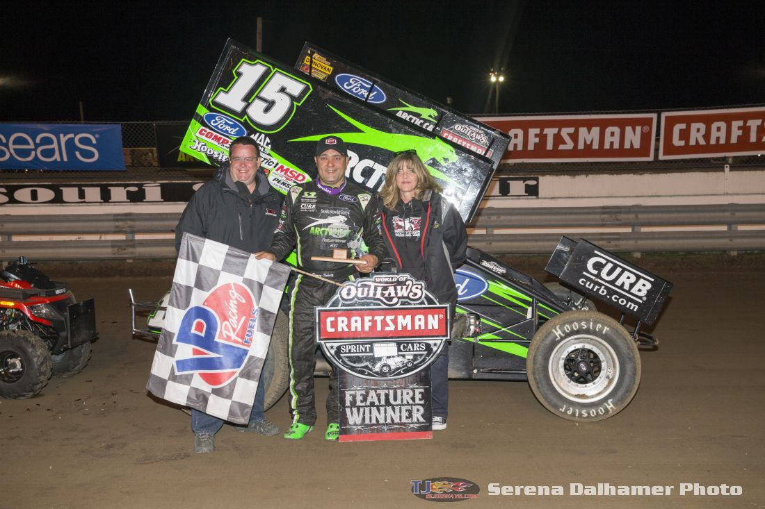 Donny Schatz (Serena Dalhamer photo)