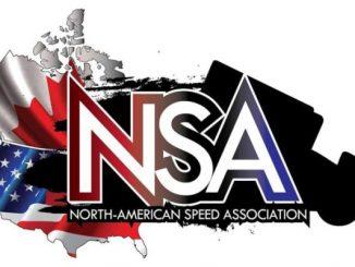 NSA North-American Speed Association Top Story Logo
