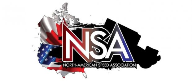 NSA North-American Speed Association Top Story Logo