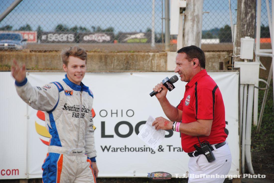 Sheldon Haudenschild To Stenhouse Marshall Racing For 2018