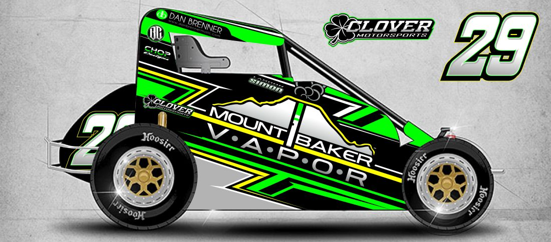 Landon Simon Hired Gun For Clover Motorsports During
