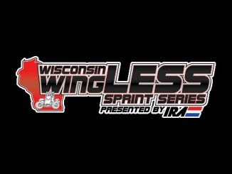 Wisconsin WingLESS Sprint Cars Top Story Logo