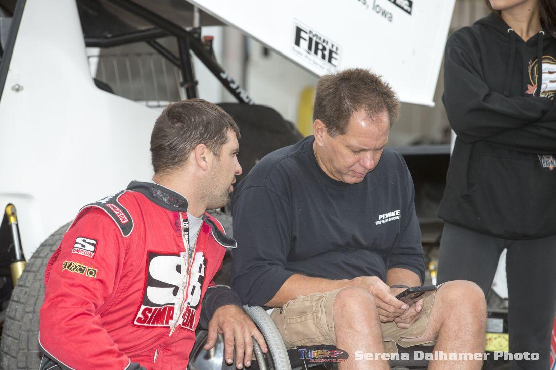 Rager Phillips and Guy Forbrook (Serena Dalhamer photo)