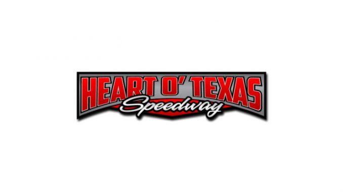 Heart O'Texas Speedway Top Story Logo