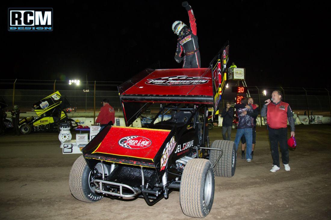 Cory Eliason and Antaya Motorsports Close KWS Season Out in Victory ...