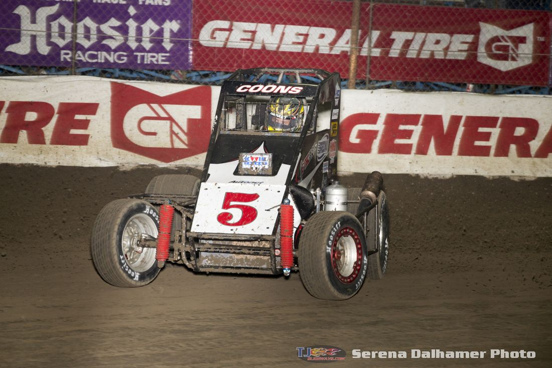 Jerry Coons Jr (Serena Dalhamer photo)