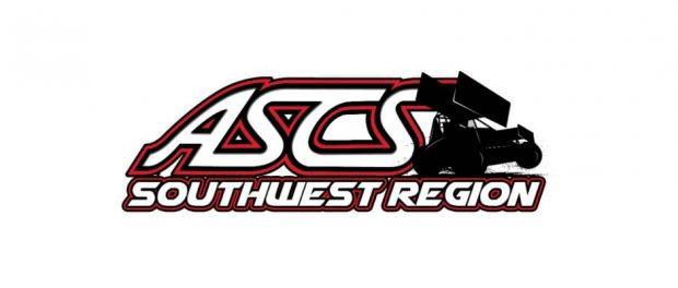 ASCS American Sprint Car Series Southwest Region 2018 Top Story Logo