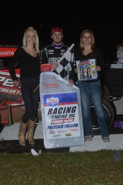 Bubba Raceway Park >> Thomas Wins POWRi Feature Friday at Ocala – TJSlideways.com