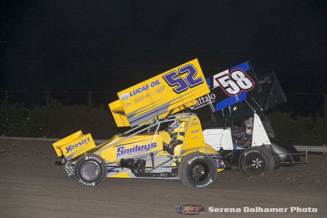 Blake Hahn (52) and Gary Floyd (58) (Serena Dalhamer photo)