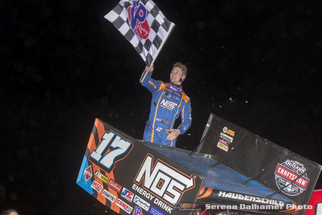 Sheldon Haudenschild (Serena Dalhamer photo)
