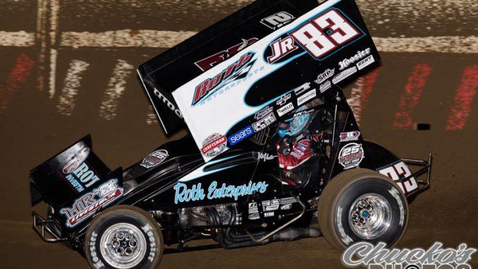 Kyle Hirst. (Chuck Fry Photo)