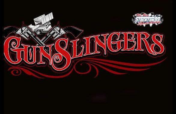 Gunslingers Top Story Logo
