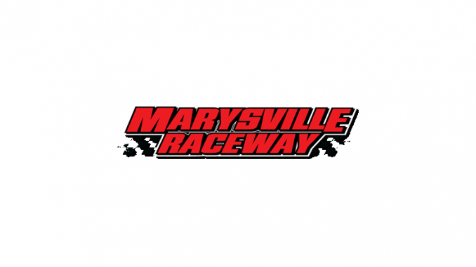 Marysville Raceway Top Story Logo